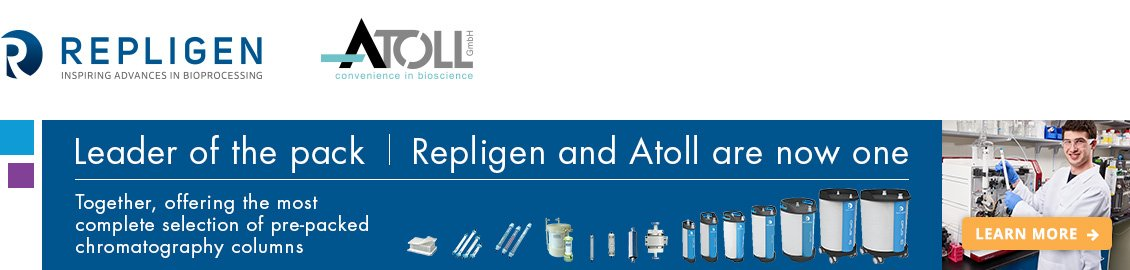 Repligen and Atoll are now one